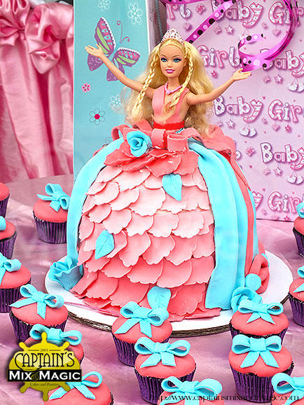 A Doll's Birthday Dress