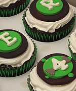 Latest Benten Cupcake Design