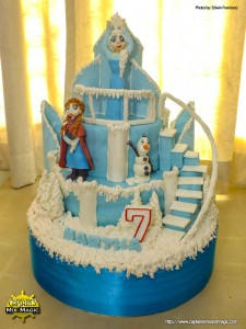 Coolest Characters on Cake
