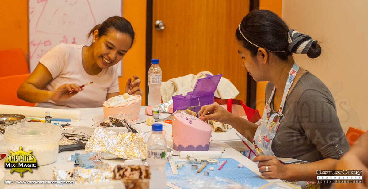 Bake Happy Manila Workshop at Monster Bakes Cafe – August 3, 2014