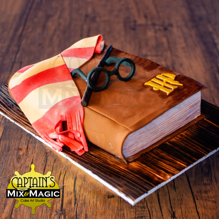 Book from Hogwarts