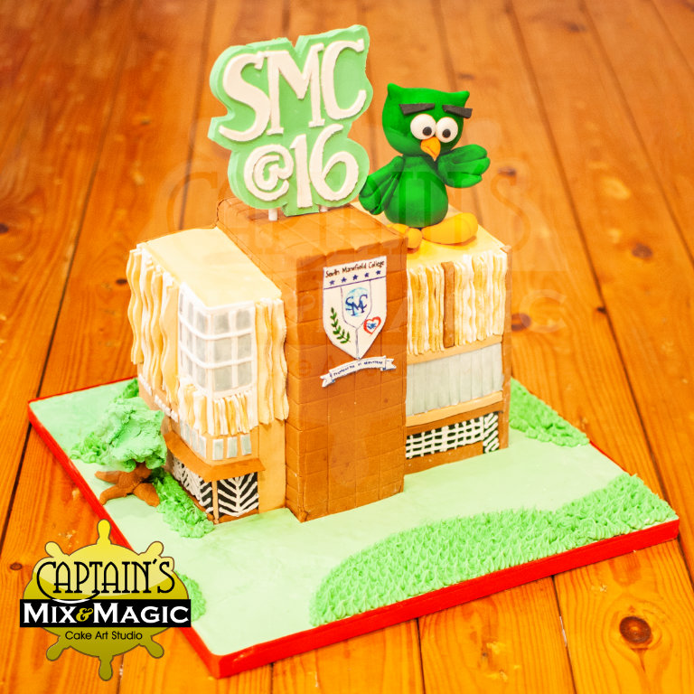 South Masfield College Cake